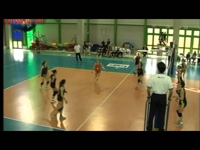 Cittaducale vs Bastia Umbra - 2° Set