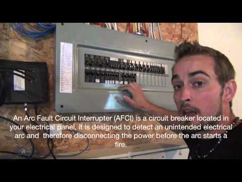 MHB - How To: Reset Arc Fault Breakers