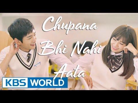 Chhupana Bhi Nahi Aata || Prantik || Korean Mix || Saaay Go Go || Cheer Up!