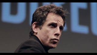 "Ben Stiller Does ""Magnum"" and Talks Zoolander Sequel"