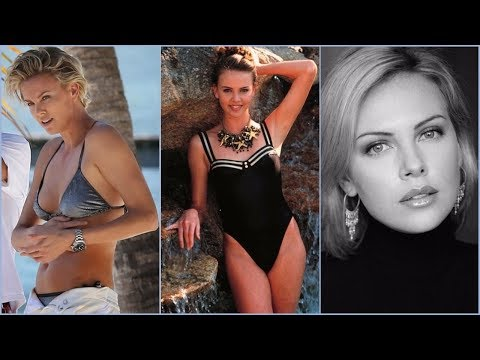 Charlize Theron - Rare Photos | Childhood | Lifestyle | Family | Friends