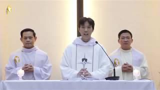 Thánh Lễ Chúa Nhật, 06/01/2019. CHÚA HIỂN LINH