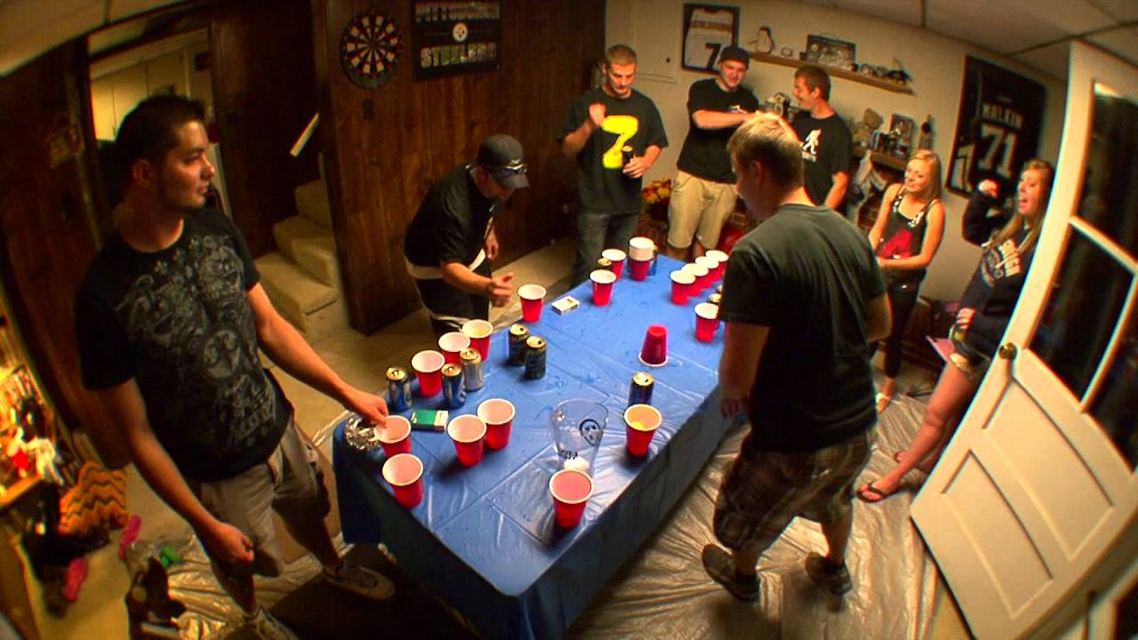 Ball Cup Drinking Games