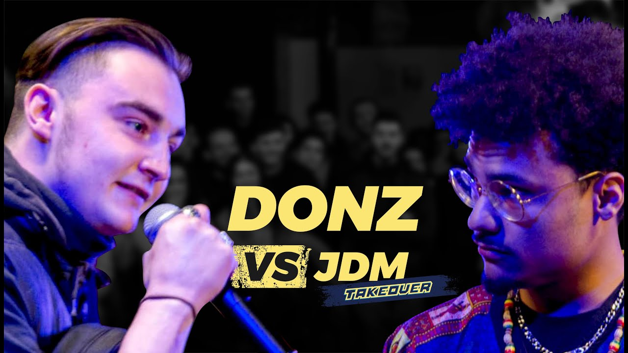 Download TakeOver Lyon - DONZ vs JDM (Host by Wojtek)