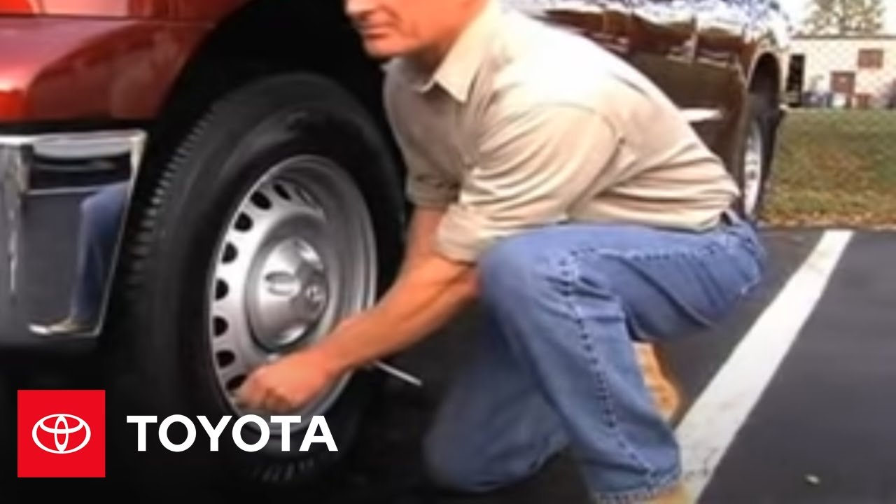 tundra   tire pressure monitor system tpms toyota youtube