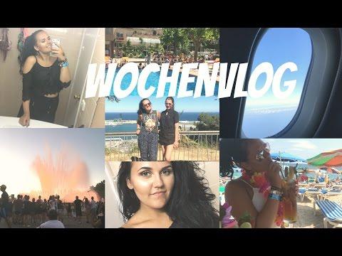 XXL WochenVLOG #32 - LLORET DE MAR l Youshouldalwaysfeel
