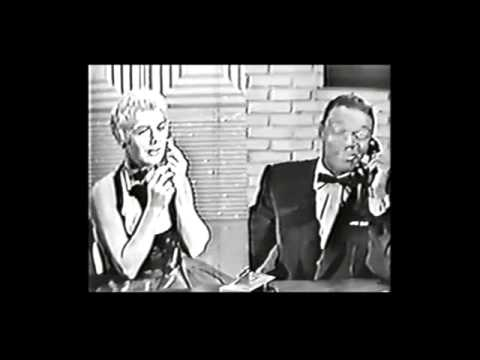 Betty Hutton on the Nat 'King' Cole Show, Dec  3,1957