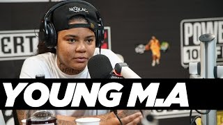 Young M.A- Does Hip Hop Have A Color?