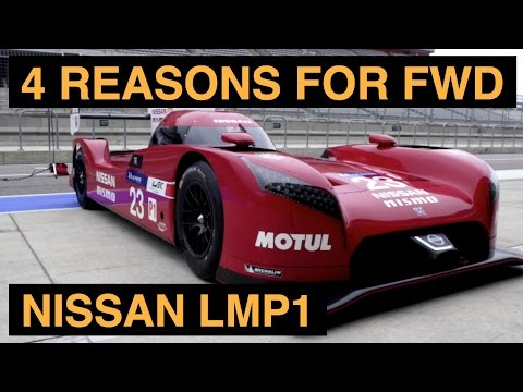 Nissan GTR LM Nismo - 4 Reasons Why Its FWD & Front Engine