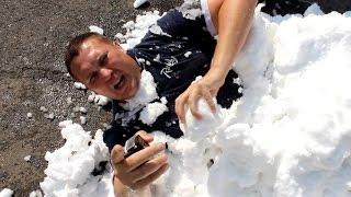 Как снять самый лучший Ice Bucket Challenge (How to make the best #IceBucketChallenge)