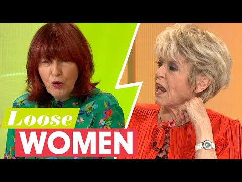 Janet and Gloria Clash Over Prince Harry and Meghan Markle's Wedding | Loose Women