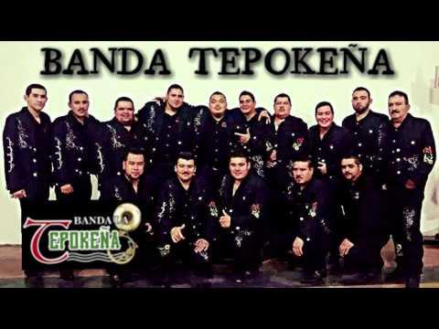 BANDA LA TEPOKEÑA EN VIVO 2015 RANCHERAS Y CORRIDOS CD CON 20 TEMAS