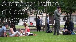 Arresto per Traffico di Cocaina tra la Gente - feat Relative - [Esperimento Sociale ] - theShow #31