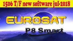 Multimedia wifi boxs 1506 T/F All Satellite powervu key New