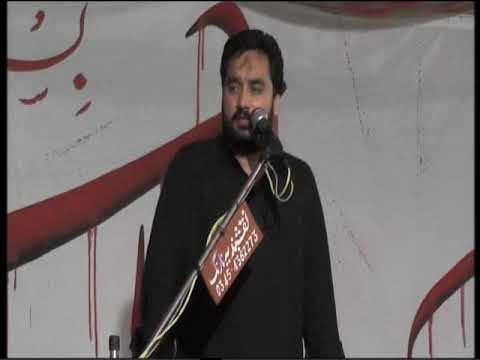 Zakir Waseem Baloch Majlis Shab-e-Ashore 2019 At Syed Sher Ali Kazmi House Allaha Pur Syedan Narang.