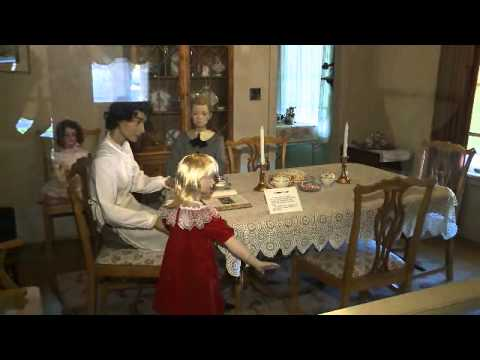 Enjoy the Holidays on Heritage Street at the Clark County Museum
