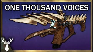 Destiny 2: One Thousand Voices - Exotic Weapon Review