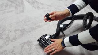 하일라청소기 사용법(침구)