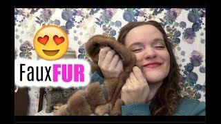 3 Ways to Wear a Faux Fur Coat