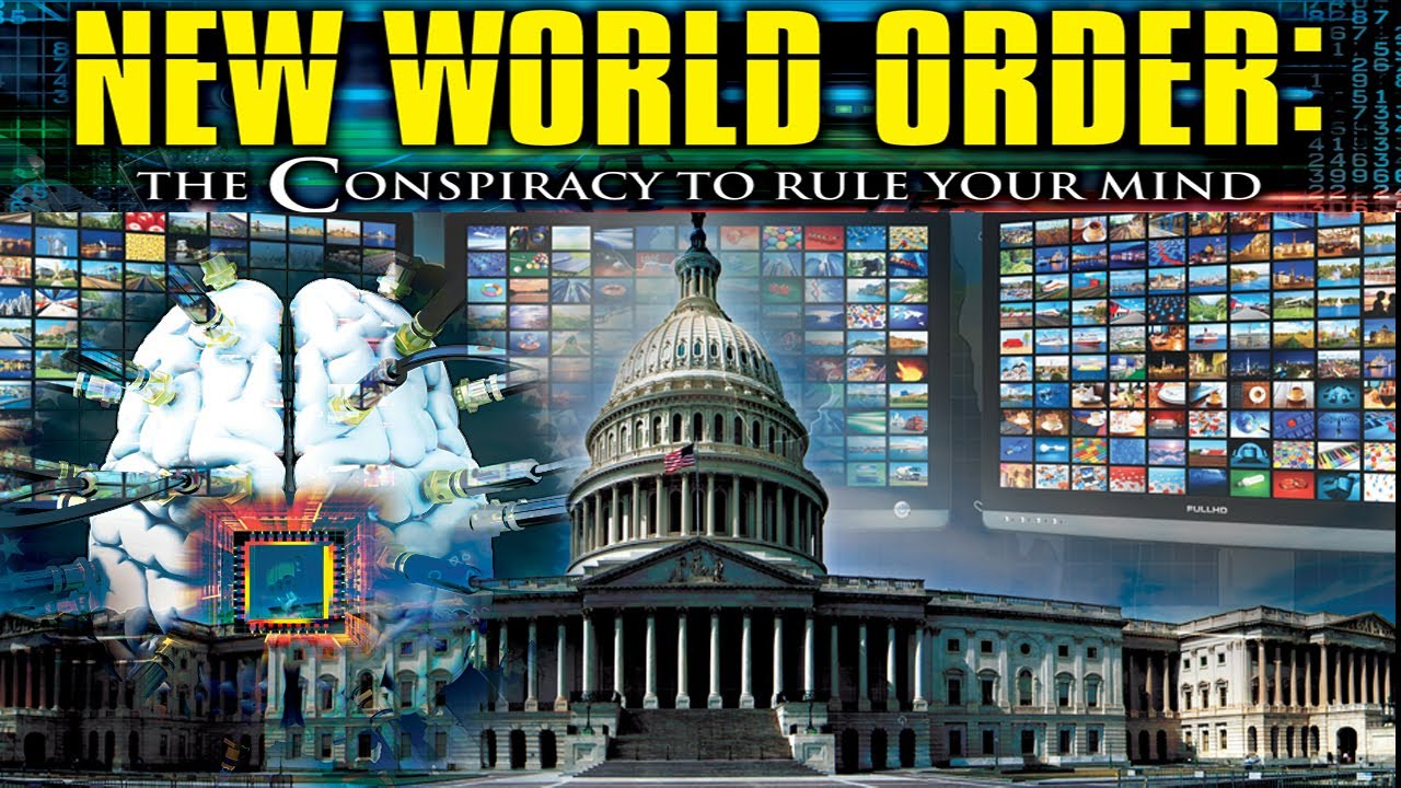 World domination conspiracy