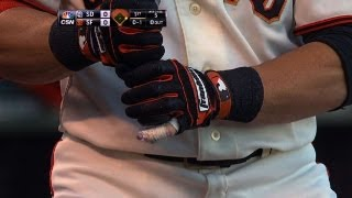 SD@SF: Giants broadcast talks about Scutaro