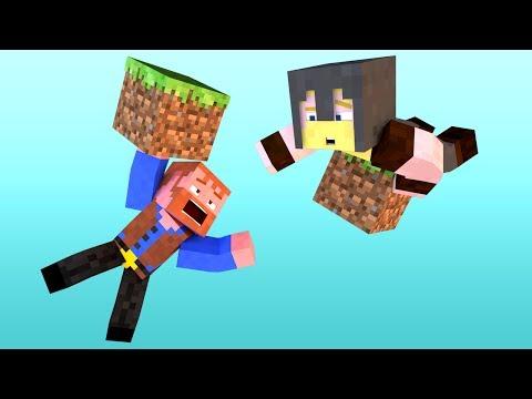 DEADLY SKY BATTLE [6] ★ Minecraft Skyblock Extreme