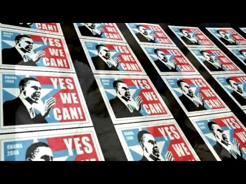 YES WE CAN, YES WE DID! (Express Yourself)