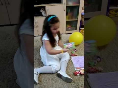 Алиса из Ярославля, 5 лет