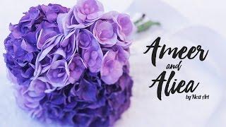 MUSLIM WEDDING : Ameer + Aliea // Wedding by NEXT ART