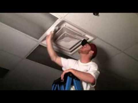 Air Diffuser Installation You