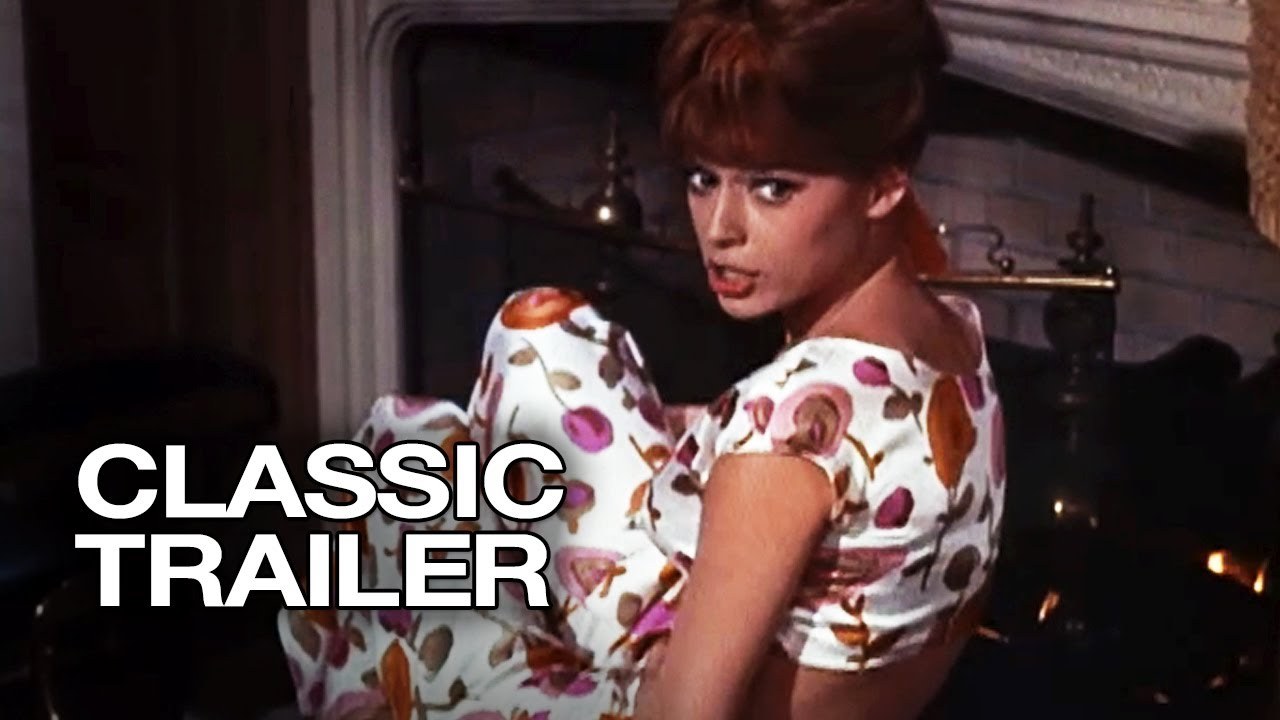 Sex and the Single Girl (1964) Official Trailer # 1 - Lauren Bacall HD -  YouTube