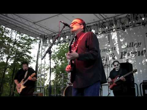 Big Monti & Henry Cooper at the Willamette Valley Blues fest