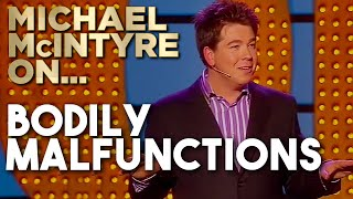 Compilation of Michael's Best Jokes About Bodily Malfunctions | Michael McIntyre