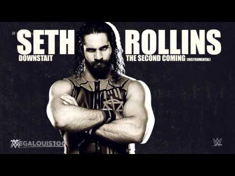 "Seth Rollins Custom WWE Theme Song - ""The Second Coming"" (Downstait version)  with download link!"