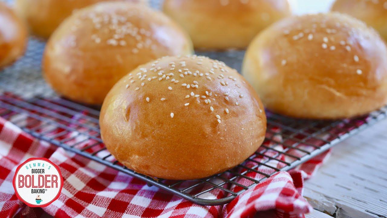 Ultimate Brioche Buns: Your Burgers Deserve Better Than Store-Bought