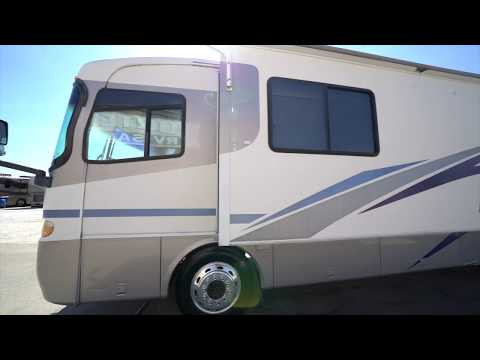 Repeat 2005 ShowHauler Freightliner 32QSSL Motorhome Conversion from