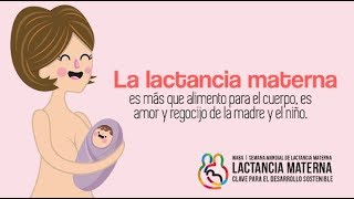 Lactancia materna ♀ cómo producir mas leche!! thumbnail