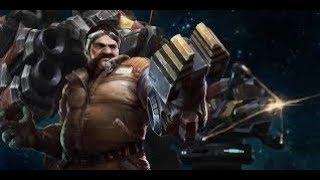 Swann[StarCraft 2 Direct Strike Commanders]#24