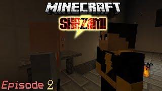 """Minecraft Shazam: Episode 2 - """"A Rookie Hero"""" (Minecraft Series)"""