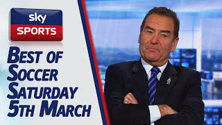 Best of Soccer Saturday - 5th March 2016