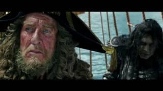 Пираты Карибского моря׃ Мертвецы не рассказывают сказки  -  Официальный трейлер на русском (2017)