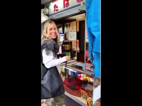 Meet Shiba dog serving tobacco in Japan Tokyo