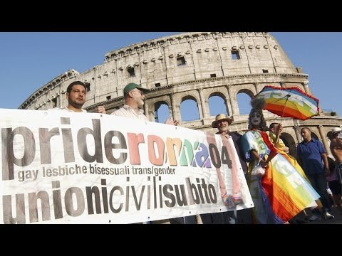 Italy Becomes Final EU Nation To Recognize Same-Sex Civil Unions