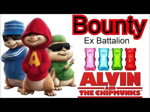 Ex Battalion - Bounty Makukuha rin kita (Chipmunks Cover)