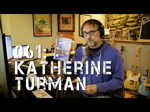 061: Katherine TurmanJournalistLouder Than Hell: The Definitive Oral History of Metal