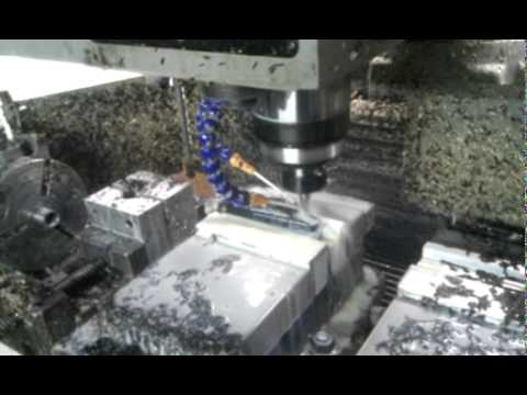 Saxophone Mouthpiece machining