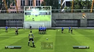 FIFA 14 - Coups Francs - Aréne - 1440p