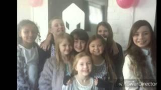 Emily & her Birthday crew!