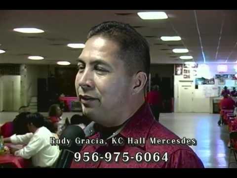 Acordeones de Tejas Mix at Mercedes KC