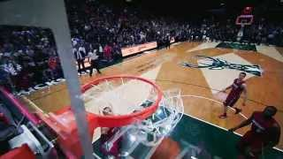 NBA: Khris Middleton Drains Three to Beat the Heat - Taco Bell Buzzer-Beaters